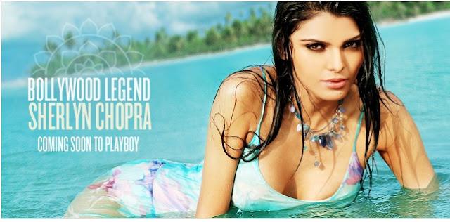 Kamasutra Girl - Sherlyn Chopra