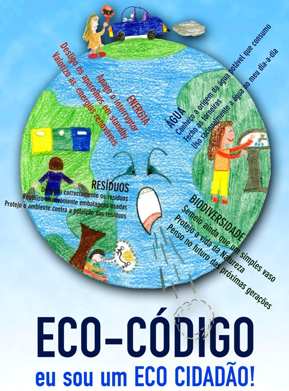 Eco código do AEÁgueda
