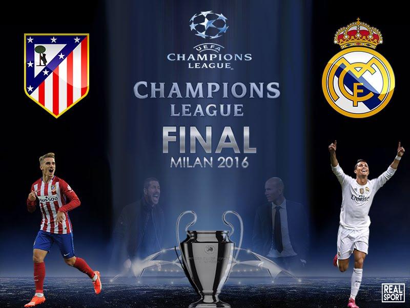 ATL. DE MADRID VS REAL MADRID