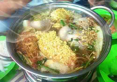 Ngon rẻ bình dân với lẩu cá Cô Thư, địa điểm ăn uống, ẩm thực