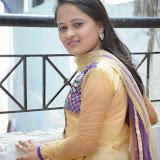 Usha Photos in Salwar Kameez at Gundello Guchi Guchi Champake Movie Press Meet 25