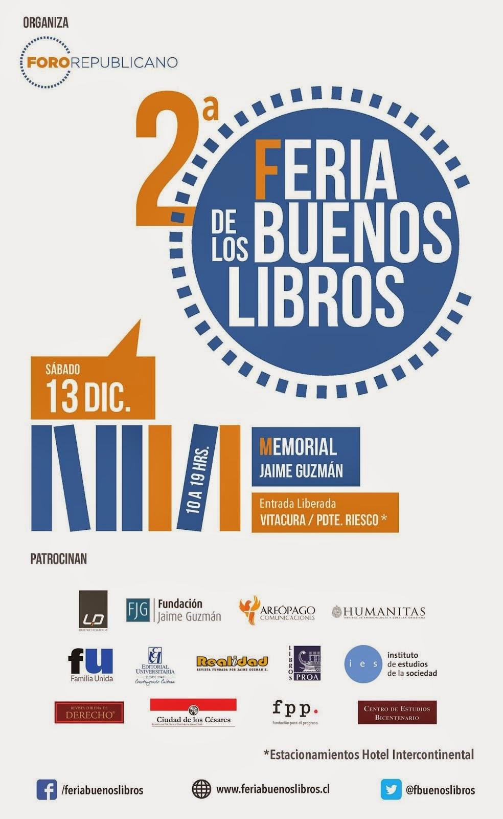 Feria de los Buenos Libros