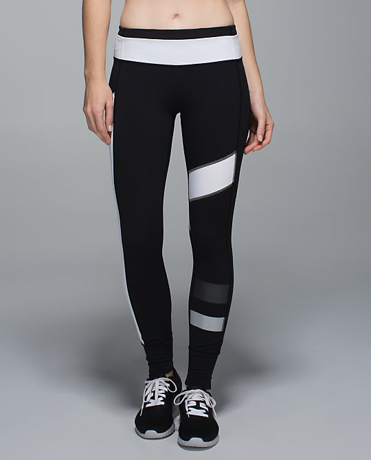 lululemon reflective speed tights