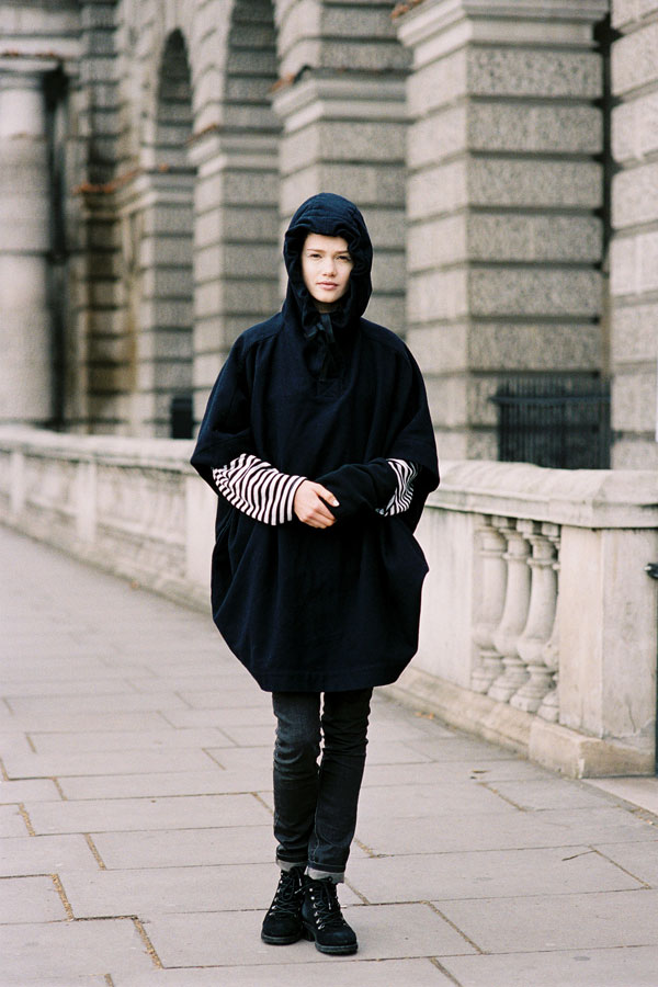 Vanessa Jackman London Fashion Week Aw 2012 2013
