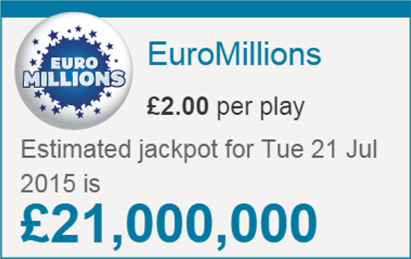 Join Drago's Syndicate for Tuesday's Euromillions draw and win £21,000,000