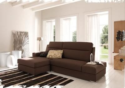 salas con muebles elegantes