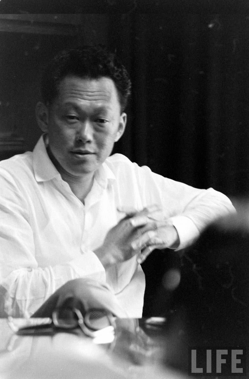 lee kuan yew leadership pdf