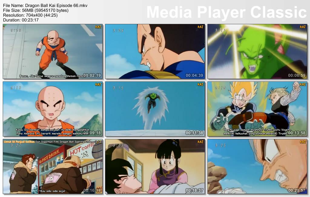 """Download Film / Anime Dragon Ball Kai Episode 66 """"Saatnya Kembali"""