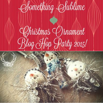 Something Sublime 2015 Ornament Hop