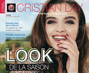 Catalogue Des Promotions Cristian Lay Avril-Mai 2017