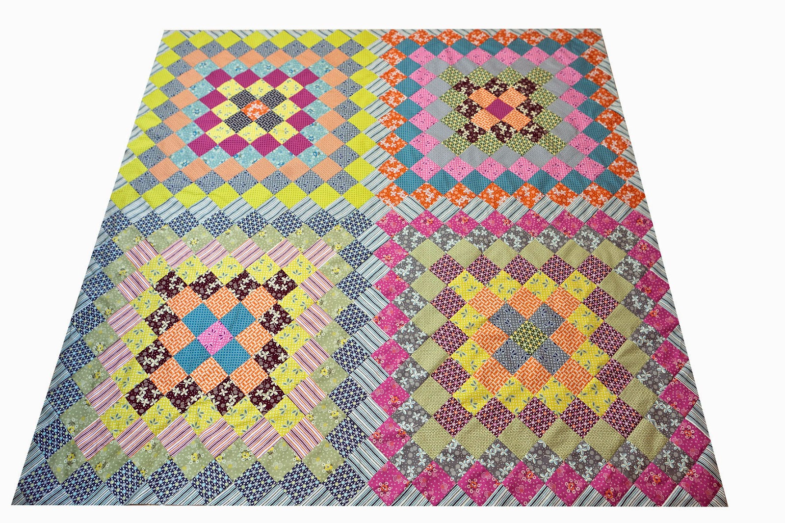 """decision of the quilts everyday use Mama is confused by her daughter's decision and has difficulty accepting it as angered that maggie would put these quilts to """"everyday use"""" and wants."""