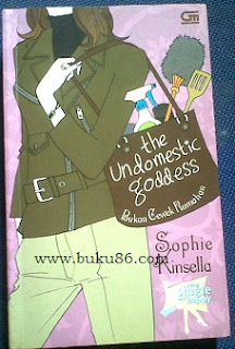 Novel Undomestic Goddes by Sophie Kinsella