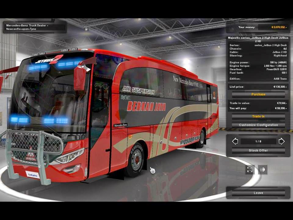 Traffic Indonesia Ets2 Mod Bus,traffic,map For Ets2