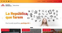 Enllaç web d'esquerra Barcelona