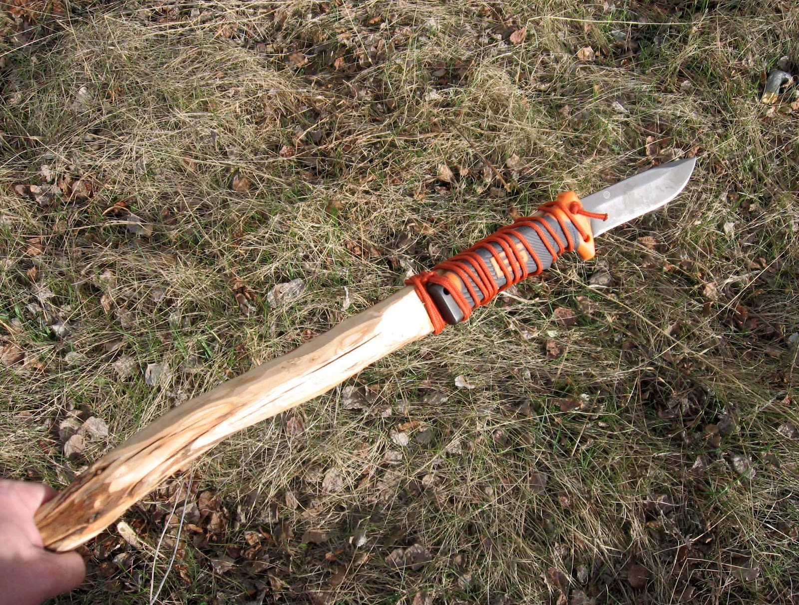 Rocky Mountain Survival Knife