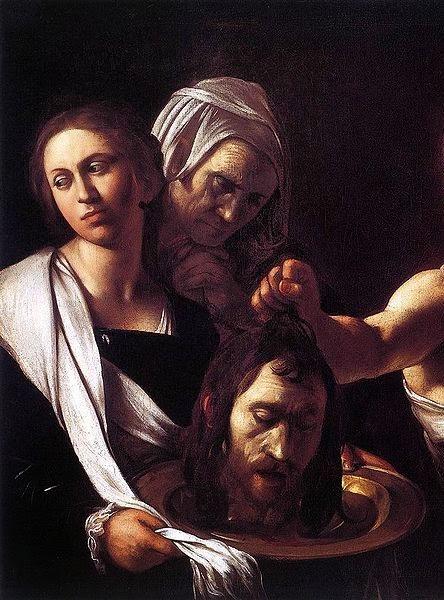 O martírio de João Batista