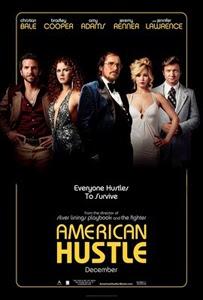 Poster original de La gran estafa americana