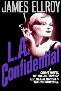 Cover of the noir novel LA Confidential be James Ellroy