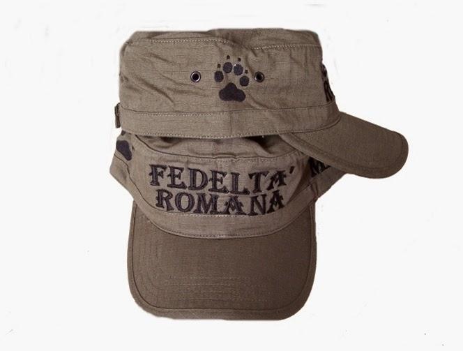 cappellino fedeltà romana immagine