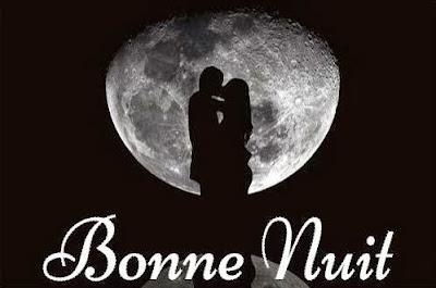 Mots d'amour de bonne nuit