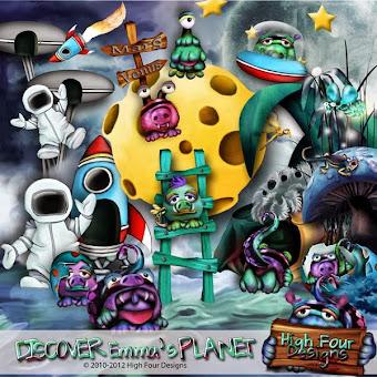 Discover Emma's Planet