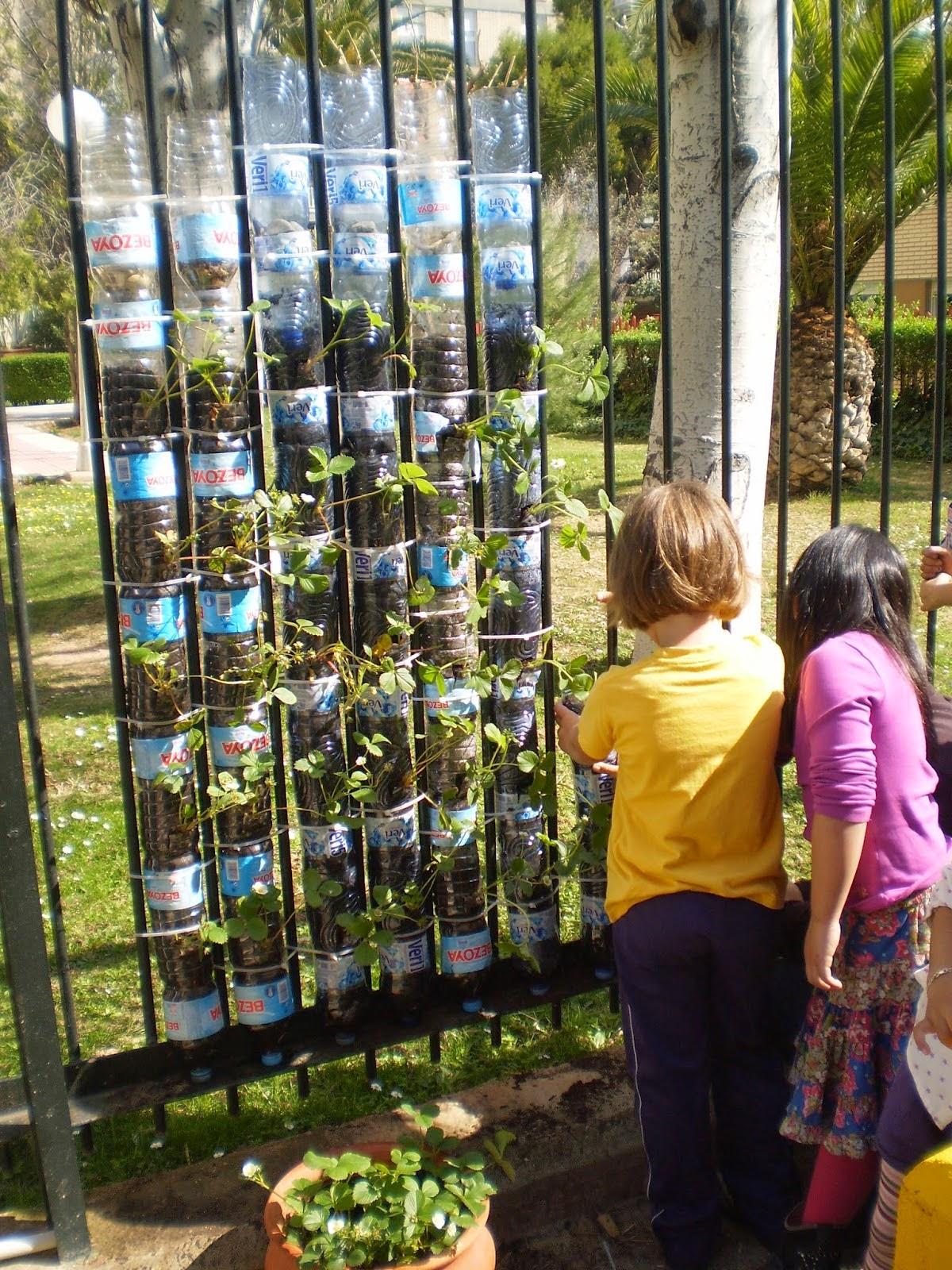 Huerto o jard n vertical for Que es un jardin vertical