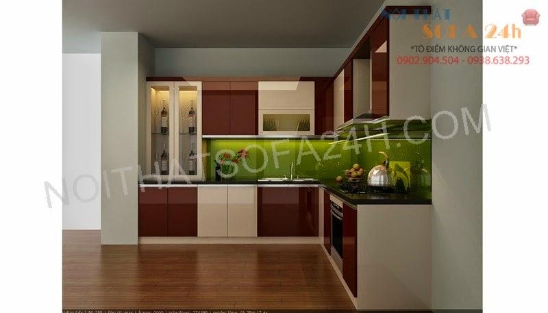 Tủ bếp TB051
