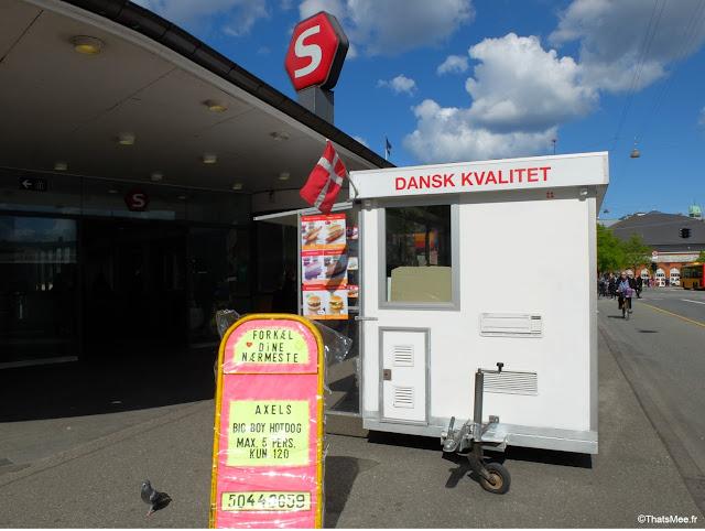 Polsevogn, Hot Dog danois copenhague dansk kvalitet