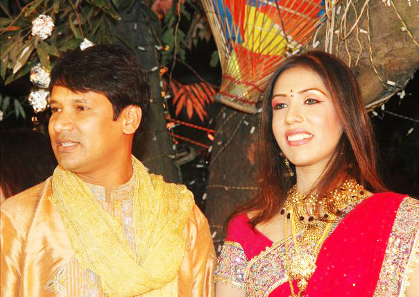 Bangladeshi Celebrity Wedding