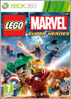 Download - Jogo LEGO Marvel Super Heroes XBOX360-iMARS (2013)