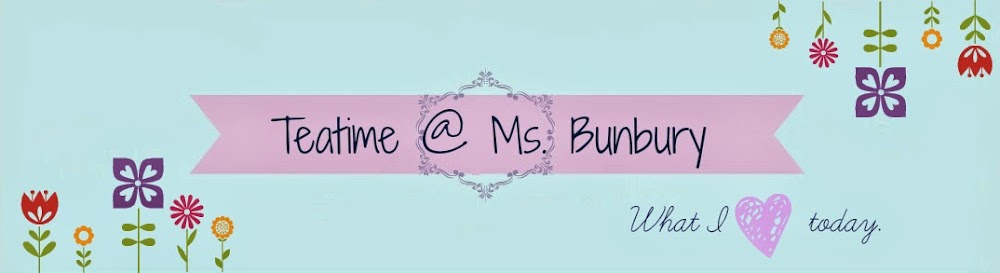Teatime da Ms. Bunbury