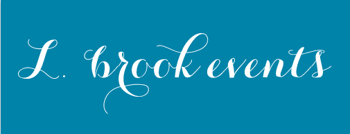{L. brook events} Maine Wedding Planning and Event Design