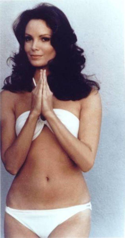 Jacquelin smith brown bikini