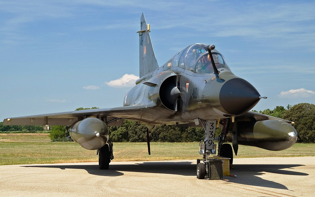 Mirage 2000 Jet Fighter Wallpaper 4