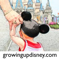 Growing Up Disney