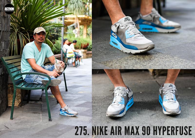 air max 1 with shorts