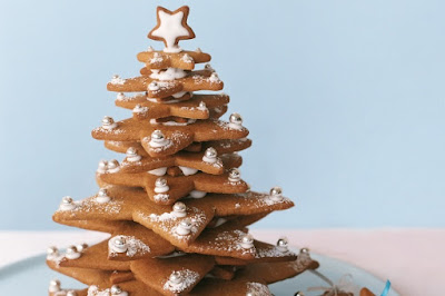 Gingerbread tree Recipe