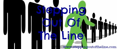 Stepping Out Of The Line