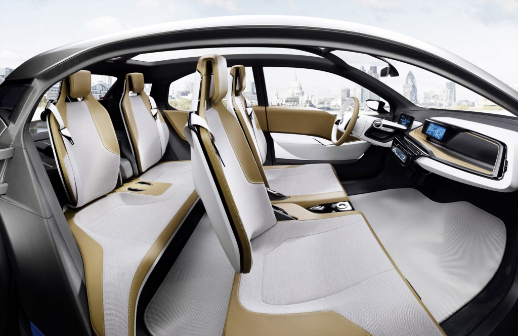 Superior The Electric BMW I3   Blogger