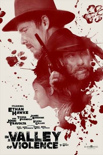 Filme Poster No Vale da Violência