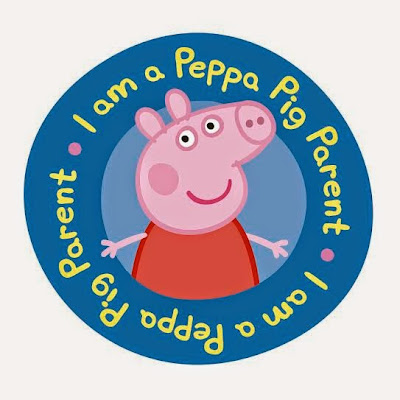 I'm a Peppa Pig Parent!