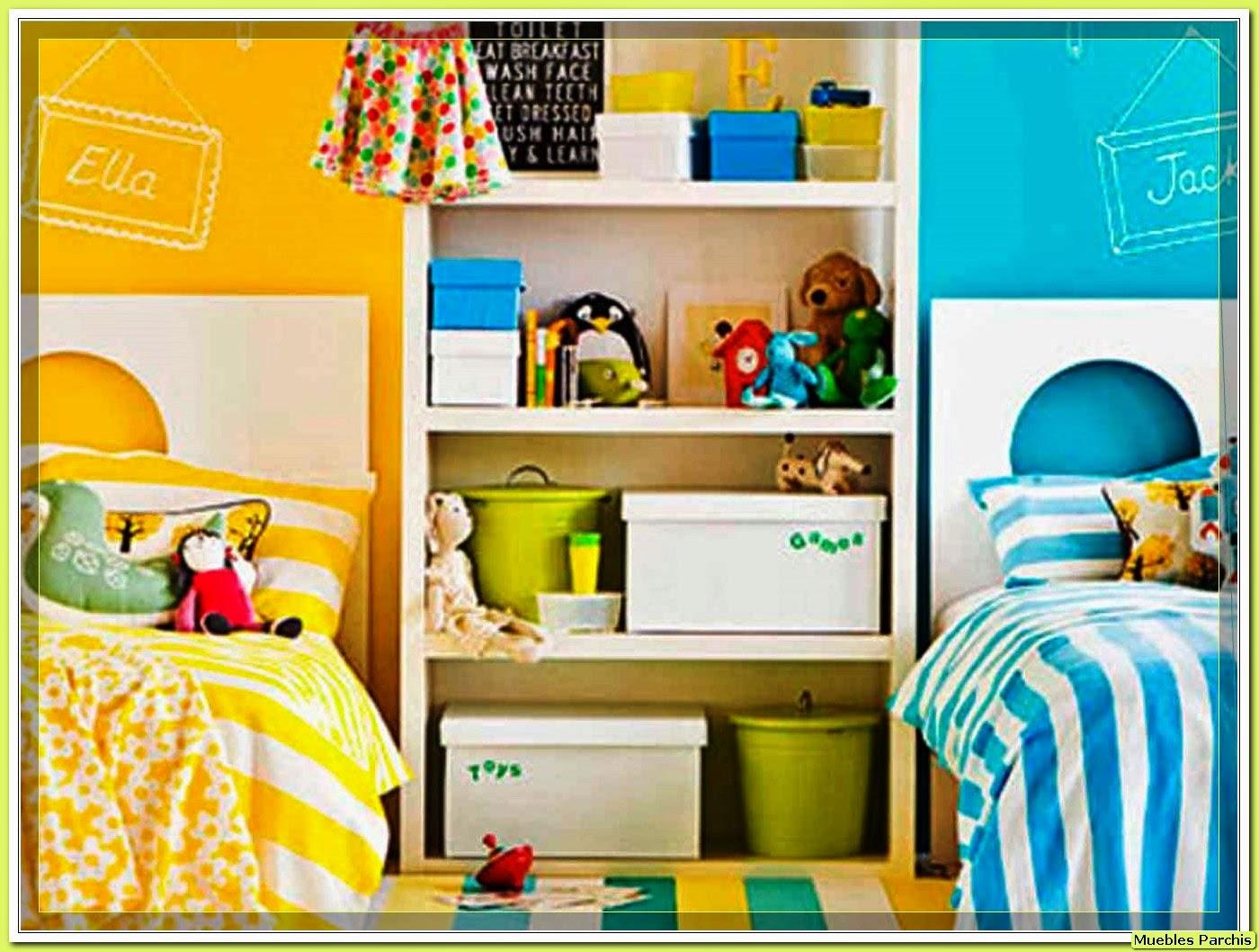 Decoracin de dormitorios juveniles modernos 2016 car - Dormitorios infantiles decoracion ...