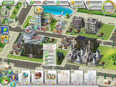 Download Green City Game Membangun Kota Hijau