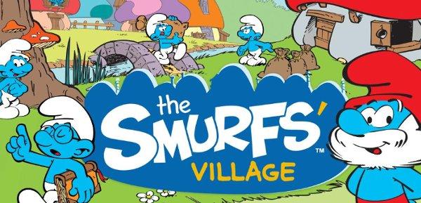 Smurfs village hack android apk