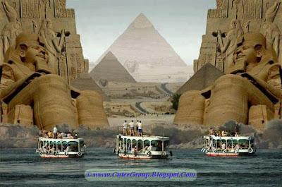 Mystery Land, Egypt