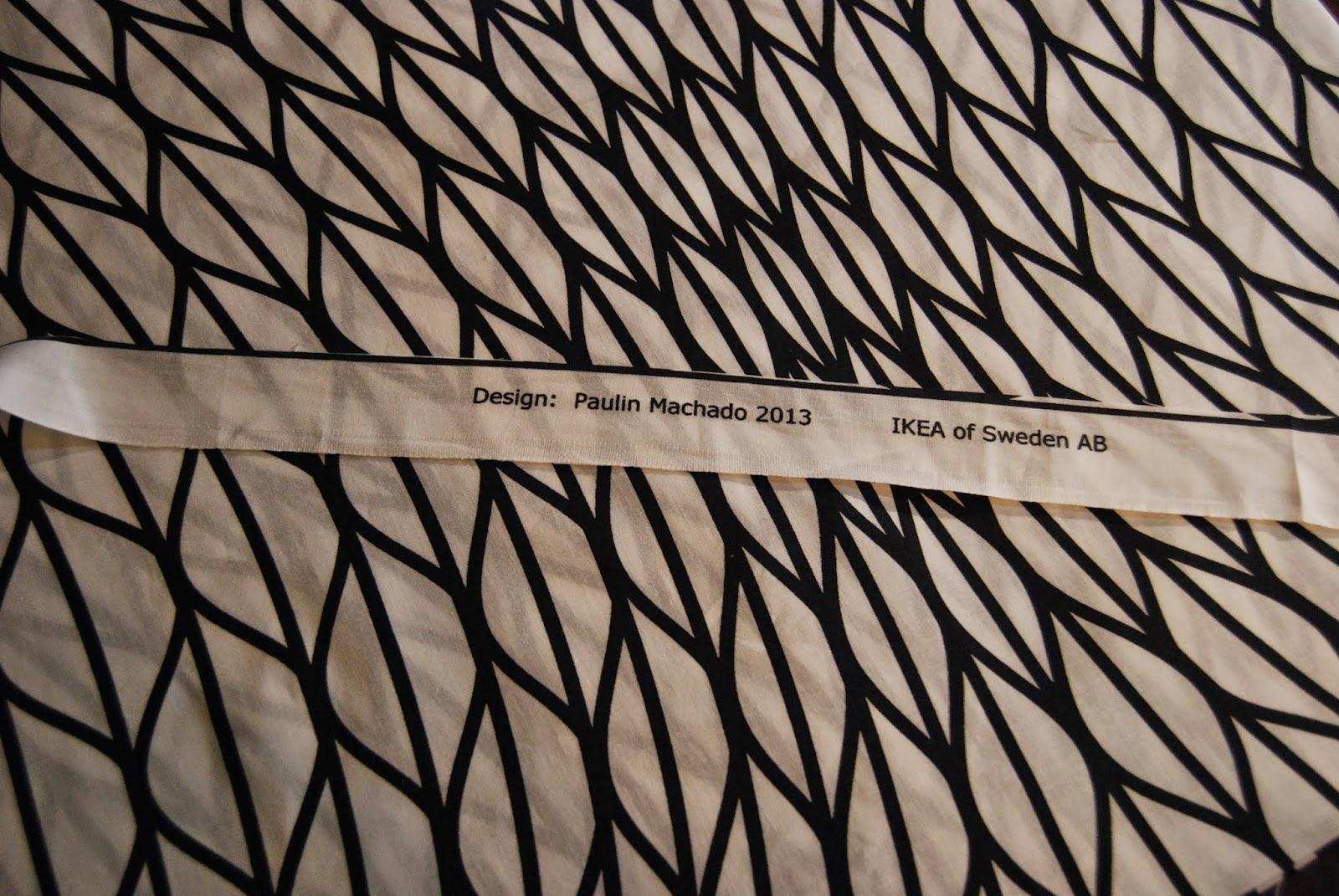 pedal sew lightly help mystery ikea fabric