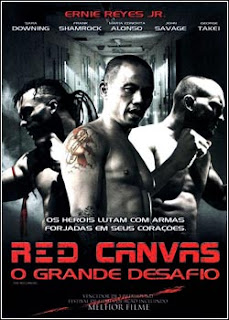 Download - Red Canvas - O Grande Desafio DVDRip - AVI - Dublado