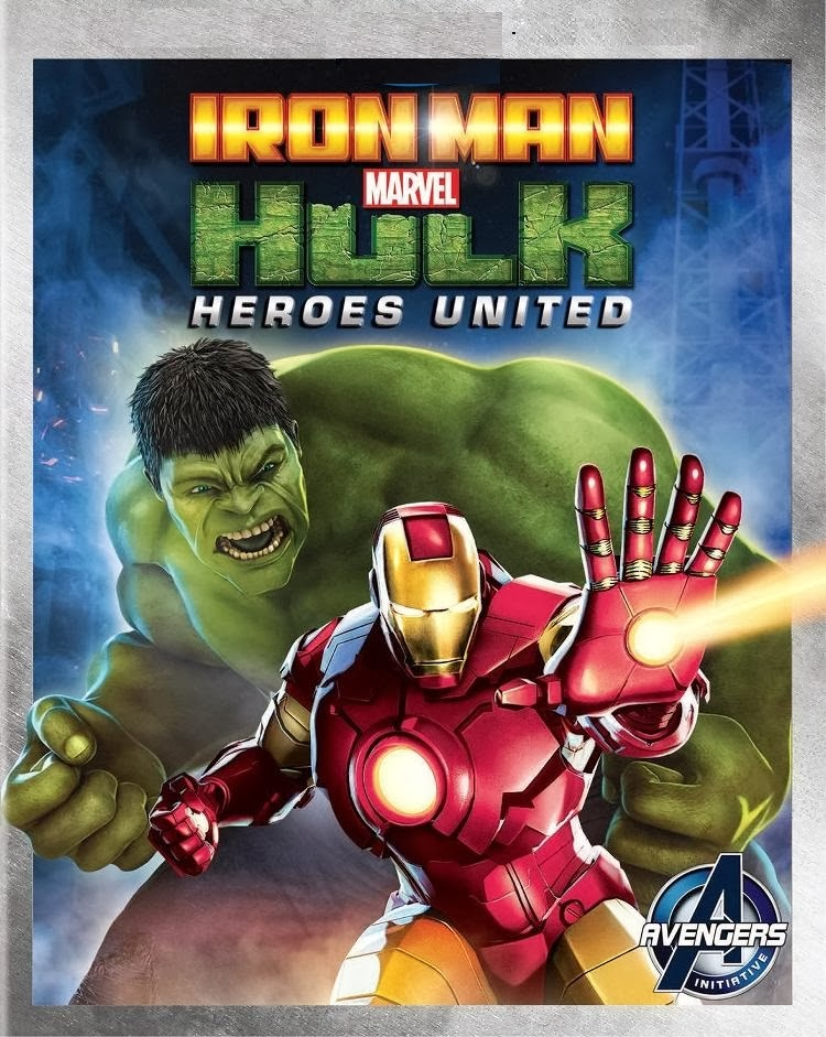 Homem de Ferro e Hulk – Super-Heróis Unidos BDRip XviD Dual Audio Dublado – Torrent