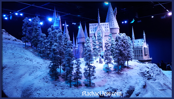 Hogwarts In the Snow - WB HP Studio Tours