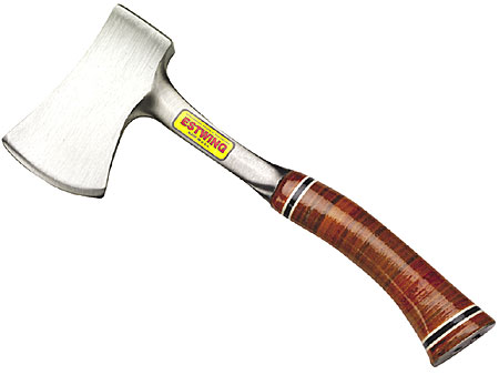 ... axes. Thousands of years apart, they both serve similar purposes of